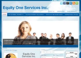 equityoneservicesinc.com