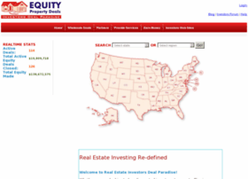 equitypropertydeals.com