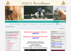 equus-arabian.de