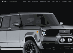 equus-automotive.com