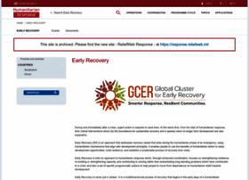 er.humanitarianresponse.info