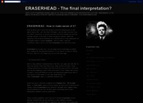 eraserhead-interpretation.blogspot.com