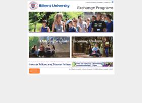 erasmus.bilkent.edu.tr