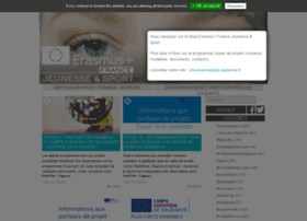 erasmusplus-jeunesse.fr