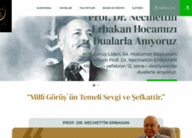 erbakanvakfi.org.tr