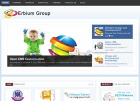 erbiumgroup.net