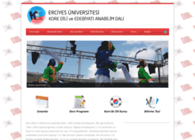 erciyeskorean.com