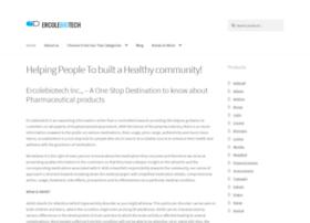 ercolebiotech.com