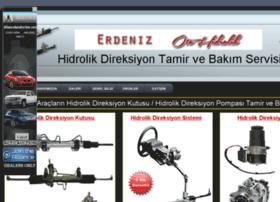 erdenizotomotiv.com