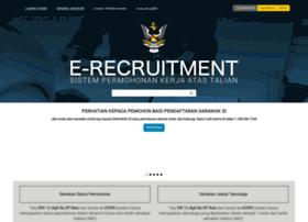 erecruitment.sarawak.gov.my