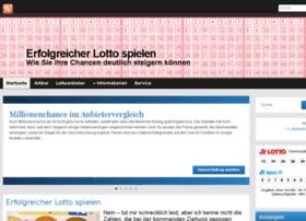 erfolgreicher-lotto-spielen.de