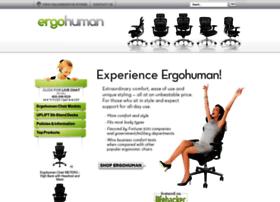 ergohuman.com