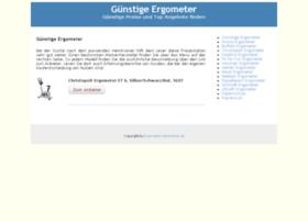 ergometer-heimtrainer.de