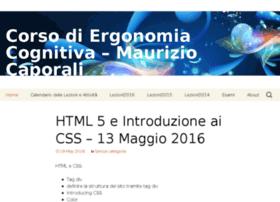 ergonomiacognitiva.altervista.org