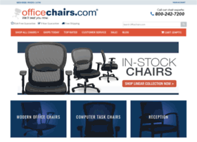 ergonomic-chairs.officechairs.com