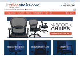 ergonomic-chairs.officechairs.com