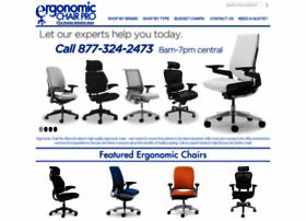 ergonomicchairpro.com