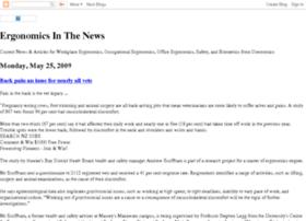 ergonomicsnews.usernomics.com