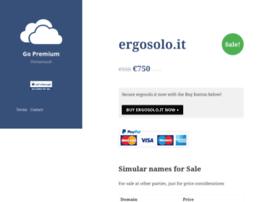 ergosolo.it