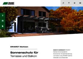 erhardt-markisen.de