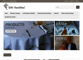 eri-textiles.com