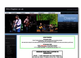 eric-clapton.co.uk