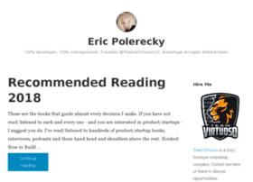 eric.polerecky.com
