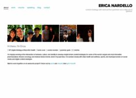 ericanardello.com