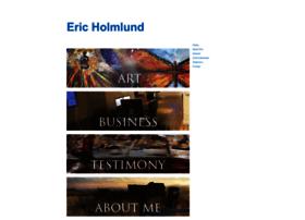 ericholmlund.com