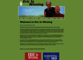 ericiswinning.com