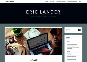ericlander.com