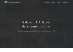ericmillerdesign.com