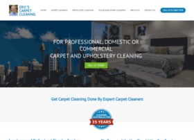 ericscarpetcleaningservices.net