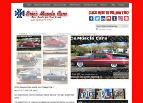 ericsmusclecars.com