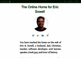 ericsowell.com
