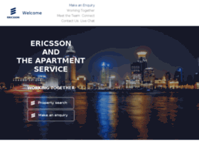 ericsson.apartmentservice.com