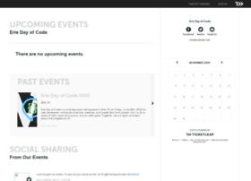 eriedayofcode.ticketleap.com