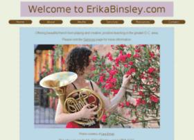 erikabinsley.com