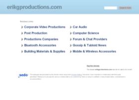 erikgproductions.com