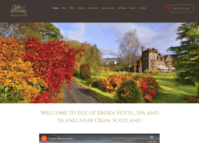 eriska-hotel.co.uk