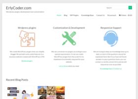 erlycoder.com