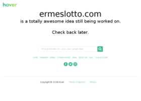 ermeslotto.com