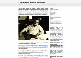 ernstbacon.org