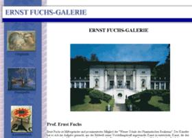 ernstfuchs-gallery.com