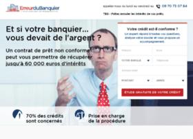 erreurdubanquier.fr