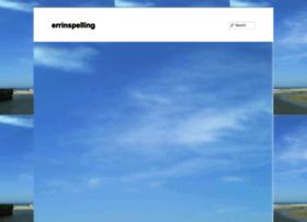 errinspelling.wordpress.com