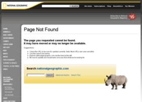 error.nationalgeographic.com