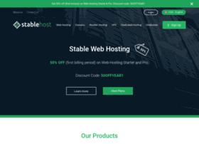 errors.stablehost.com