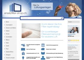 ersatzfilter-shop.ch