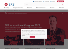 erscongress.org